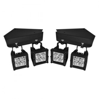 Recon® - Black/Smoke LED Projector Fog Lights