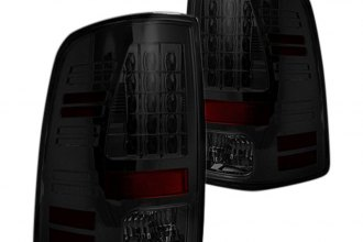 Recon® 264169BK - Smoke LED Tail Lights