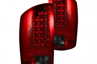 Recon® - Dark Red LED Tail Lights