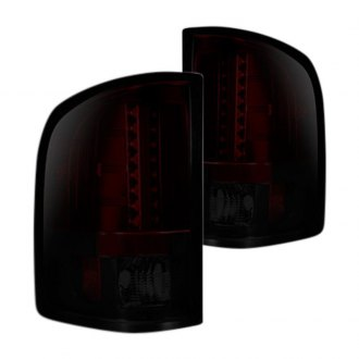 Recon® - Dark Red/Smoke LED Tail Lights
