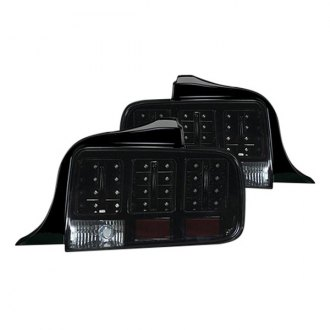 Recon® - Black/Smoke LED Tail Lights