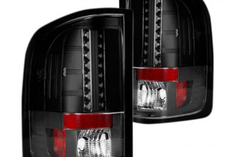 Recon® 264189BK - Smoke LED Tail Lights