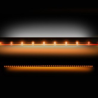 "Recon® - 48"" Amber LED Running Lights"