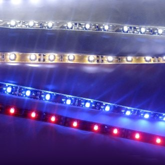 Recon® - Flexible Waterproof LED Light Strips