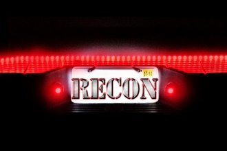 Recon® - White LED License Plate Illumination Kit