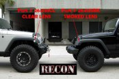 Recon® - LED Fender Light Kit - Smoked Lenses