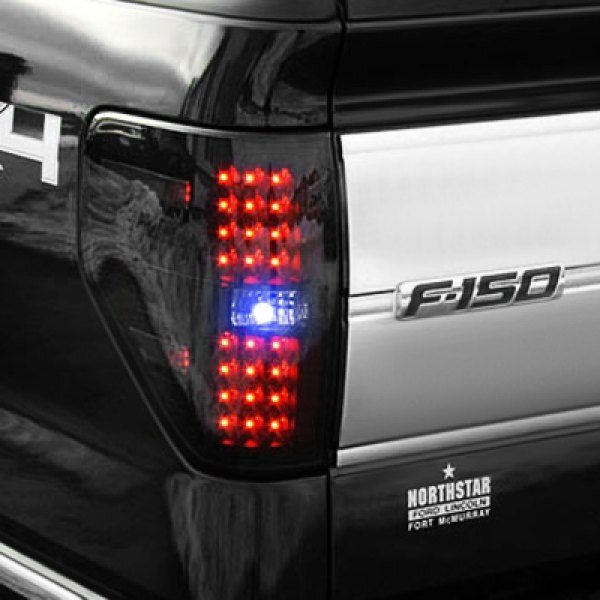 Recon® - LED Tail Lights Installed on Ford