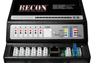 Recon® - Heavy-Duty Plug-N-Play Power Supply