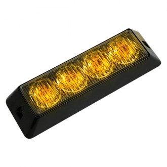 Recon® - LED Strobe Light Module with 4 Bulbs, Amber