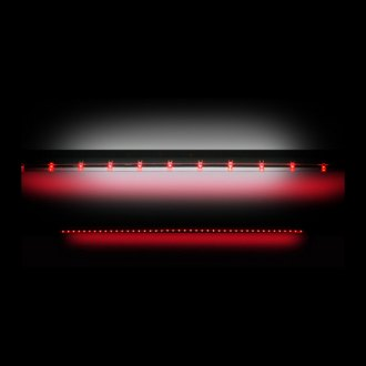 "Recon® - 60"" Red LED Tailgate Bar"