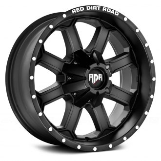 RED DIRT ROAD® - RD01 DIRT Satin Black