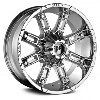 RED DIRT ROAD® - RD06 THUNDER Chrome
