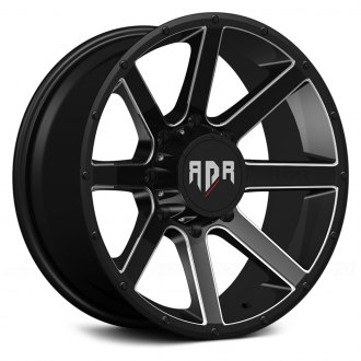 RED DIRT ROAD® - RD08 KRAWLER Satin Black with Machined Accents