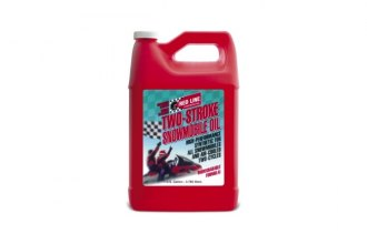 Red Line® - 2 Stroke Snowmobile Oil 1 Gallon