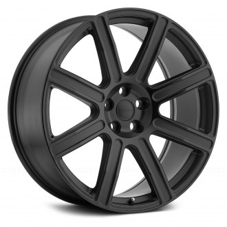 REDBOURNE® - WILKS Matte Black with Gloss Black Face