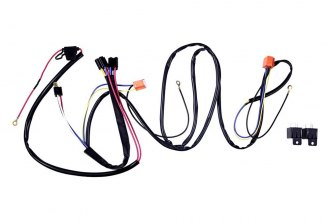 RedLine LumTronix® EH-001 - Electrical Harness Power Upgrade Kit with 2 Headlight Connections