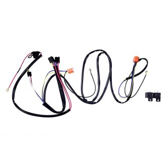 RedLine LumTronix® - Electrical Harness Power Upgrade Kit with 4 Headlight Connections