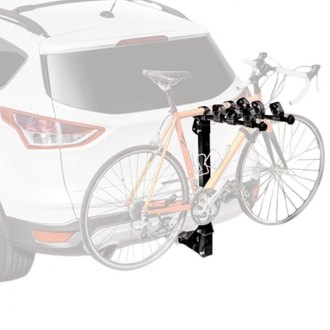 "Reese Explore® - Hitch Mount Bike Rack (4 Bike Fits 1-1/4"" and 2"" Receivers)"
