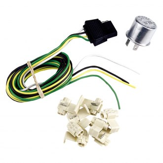 Reese Towpower® - 4-Way Wiring Kit with Flasher