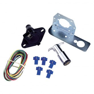 Reese Towpower® - Round Connector Complete Kit