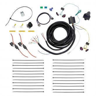 featherlite horse trailer wiring harness    trailer    hitch    wiring     amp  electrical    harnesses     adapters     trailer    hitch    wiring     amp  electrical    harnesses     adapters