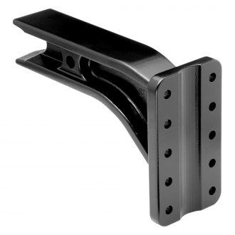"Reese® - Super Titan™ Pintle Hook Mounting Plate for 3"" Receivers"