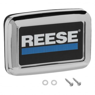 "Reese® - Titan™ Logo Plate for 2"" Receivers"