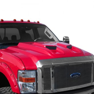 Reflexxion® - Ram Air Style Hood (Unpainted)