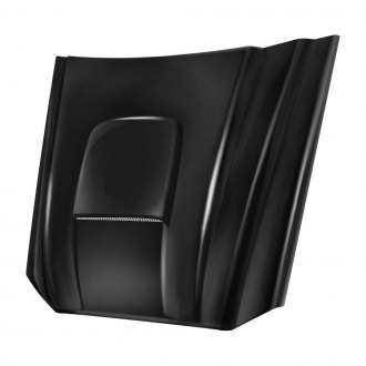 Reflexxion® - Steel Ram Air Style Hood