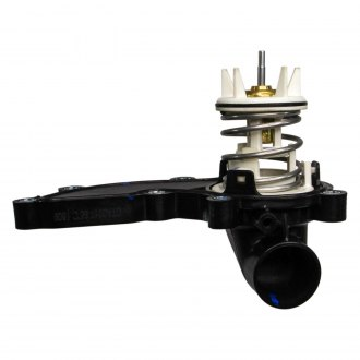 Rein® - Engine Coolant Thermostat and Housing Assembly