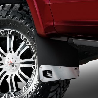 Rek Gen® - Merica Dually Mud Flaps with Flag Logo