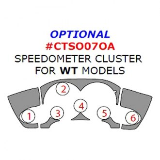 Remin® - Optional Speedometer Cluster