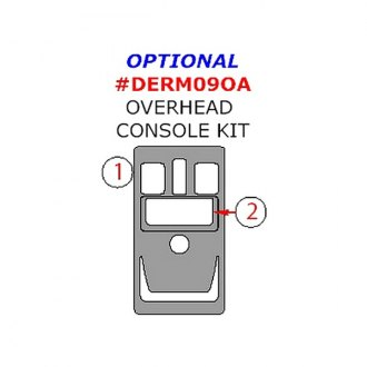 Remin® - Optional Overhead Console Kit