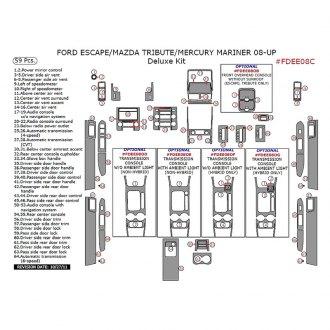 2010 Ford Escape Interior Accessories Carid Com