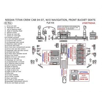 2007 nissan titan interior accessories - Nissan titan interior accessories ...