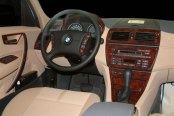 Remin® - Dash Kit on BMW X3
