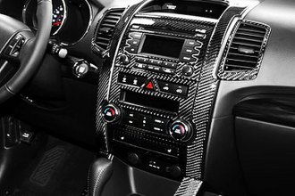 Remin® - Carbon Fiber Dash Kit