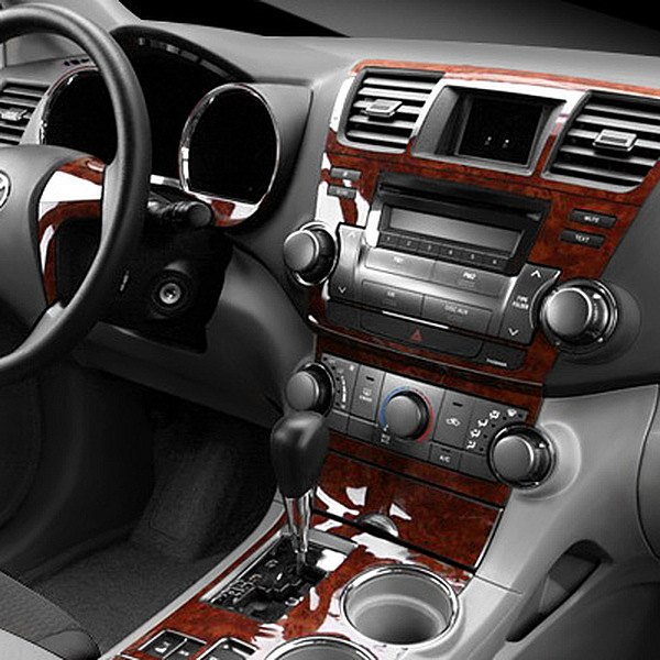 How To Repair Car Interior Wood Trim