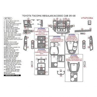 2007 Toyota Tacoma Interior Accessories Carid Com