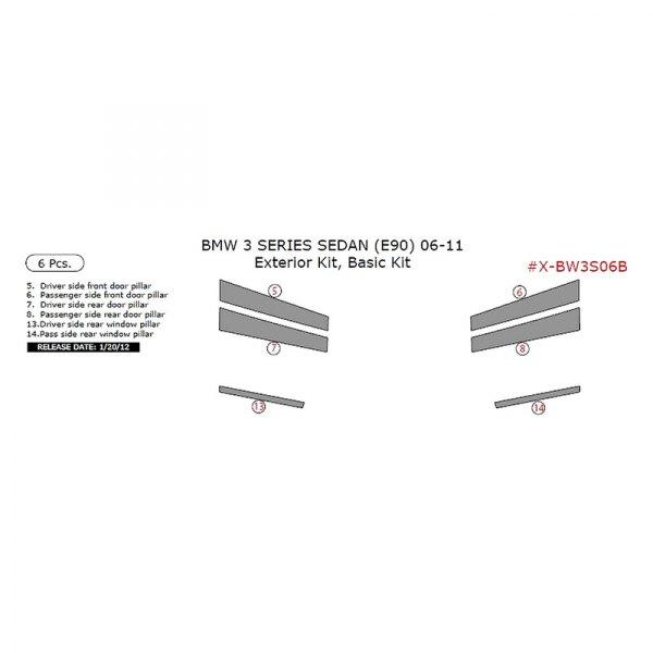 Remin® - Exterior Kit Basic Dash Kit (6 Pcs)
