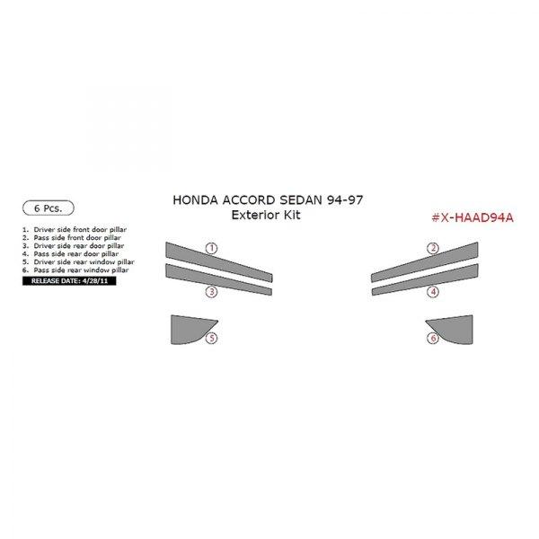 Remin® - Exterior Kit (6 Pcs)