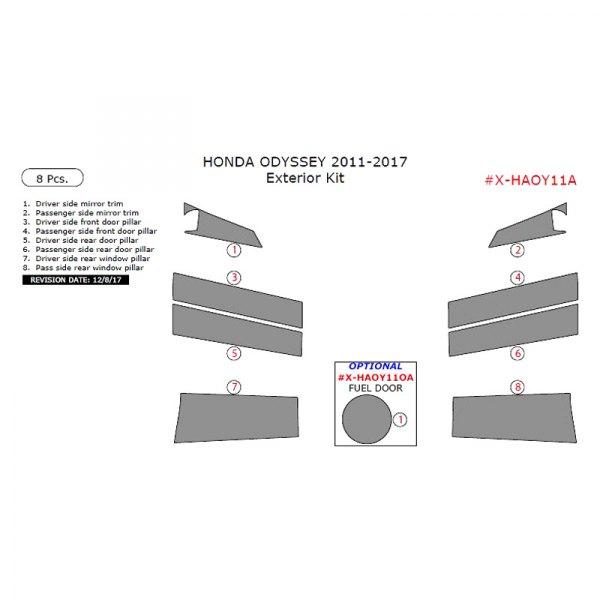 Remin® - Exterior Kit (8 Pcs)