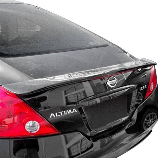 Remin®   Factory Style Rear Lip Spoiler With Light