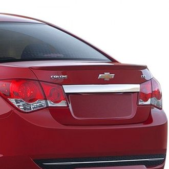 2011 Chevy Cruze Lip Spoilers | Custom & Factory Style