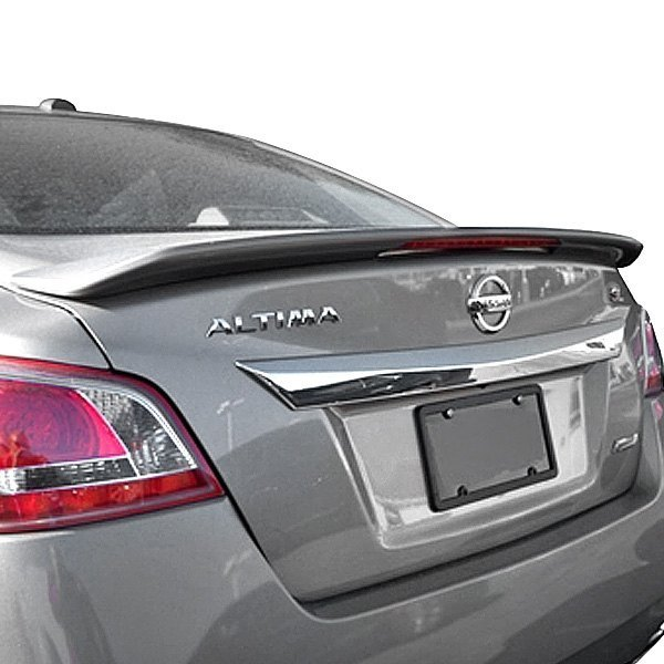 PRE-PAINTED for BRAND NEW 2019 NISSAN ALTIMA Factory-Style Rear LIP Spoiler