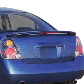 2006 Nissan Altima Spoilers Custom Factory Lip Amp Wing