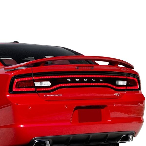Remin Dodge Charger 2014 Factory Style Rear Spoiler