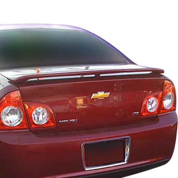 Chevy Malibu 2008-2011 Custom Style Rear Spoiler