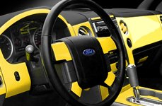 Remin® - Carbon Fiber Dash Kit on Ford F-150