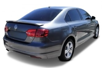 Remin® 104N - Custom Style Rear Spoiler (Painted)